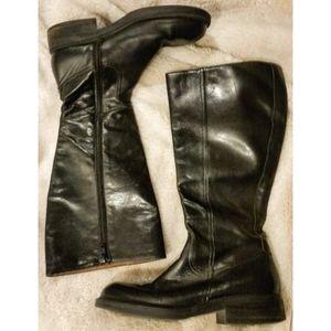 GUC J. Crew Italian Leather Boots